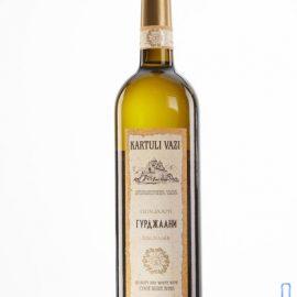 Вино Гурджаані біле сухе Картулі Вазі