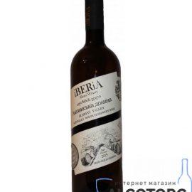 Вино Алазанська Долина Іберіа біле напівсолодке, iBERiA Alazany Valley 0,75 л.