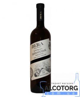 Вино Цинандалі Іберіа біле сухе