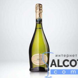 Вино Ігристе Ла Феста біле брют, La Festa 0,75 Л.