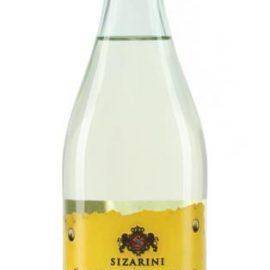 Вино ігристе Ламбруско біле напівсолодке Зіцаріні