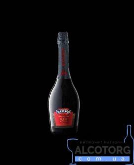 Ігристе Вино Маренго червоне напівсолодке, Marengo red semi sweet 0,75 л.