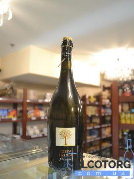 Вино ігристе Терра Фреска Спаго Фрізанте біле сухе
