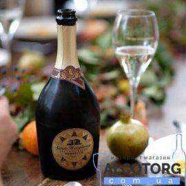 Ігристе вино Вальдоббьядене Просекко Суперіоре брют біле, Valdobbiadene Prosecco Superire DOCG 0,75 л.