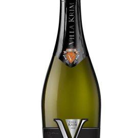 Вино игристое Вилла Крым белое брют, Villa Krim Brut 0,75 л.