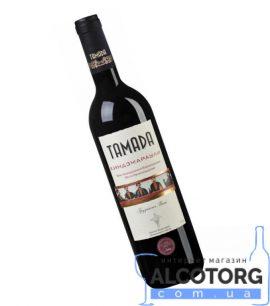 Вино Кіндзмараулі червоне напівсолодке Тамада