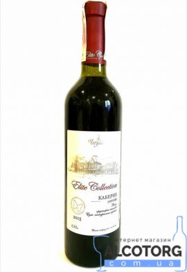 Вино Каберне червоне сухе Чизай 0