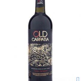 Вино Каберне сухе червоне Олд Карпатія, Old Carpatia 0,75 л.