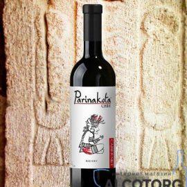 Вино Каберне Совіньйон Вайнері Спешиал сухе червоне Паринакота, Parinakota 0,75 Л.