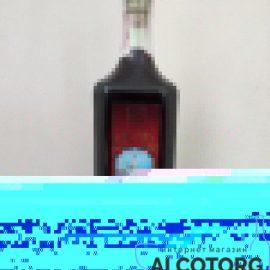 Вино Кагор Оксамитний червоне десертне O'VITO 0,75 л.