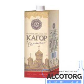 Вино Кагор Український Котовськ 1 л.
