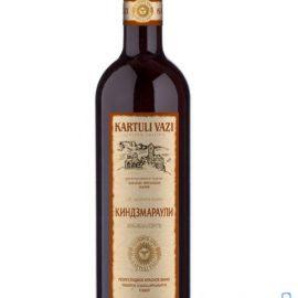 Вино Кіндзмараулі червоне напівсолодке Картулі Вазі