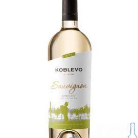 Вино Коблево Бордо Совіньон сухе біле, Koblevo Sauvignon 0,75 Л.