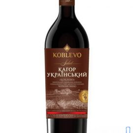 Вино Коблево Селект Кагор український десертне червоне 0,75 л.