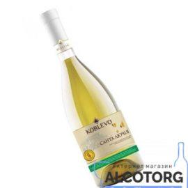 Вино Коблево Сомельє Санта Лючия напівсолодке біле, Koblevo 0,7 л.