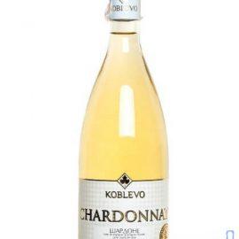 Вино Коблево Сомельє Шардоне сухе біле, Koblevo Chardonnay 0,7 л.