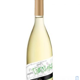 Вино Коблево Сомельє Тамянка Лагідна напівсолодке біле