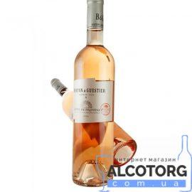 Вино Кот де Прованс Бартон Гесте рожеве сухе, Cotes de Provence Barton&Guestier 0,75 л.