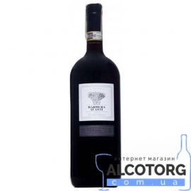 Вино Лє Рубіне Барбера дАсті DOCG сухе червоне, Le Rubinie Barbera D'Asti DOCG 1,5 л.