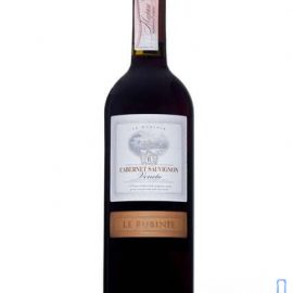 Вино Лє Рубіне Каберне Совіньйон Венето IGT сухе червоне, Le Rubinie Cabernet Sauvignon Veneto IGT 0,75 л.