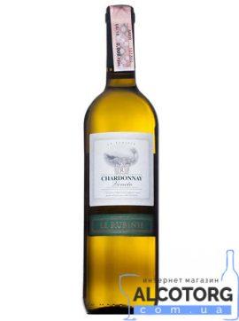 Вино Лє Рубіне Шардоне Венето IGT біле сухе, Le Rubinie Chardonnay Veneto IGT 0,75 л.