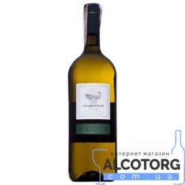 Вино Лє Рубіне Шардоне Венето IGT біле сухе, Le Rubinie Chardonnay Veneto IGT 1,5 л.