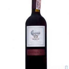 Вино Лє Рубіне Мерло Венето IGT червоне сухе, Le Rubinie Merlot Veneto IGT 0,75 л.