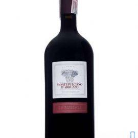 Вино Лє Рубіне Монтепульчано дАбруццо DOC сухе червоне