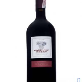 Вино Лє Рубіне Монтепульчано дАбруццо DOC сухе червоне, Le Rubinie Montepulciano D'Abruzzo DOC 1,5 л.