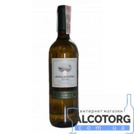 Вино Лє Рубіне Гарганега Мюллер Тюргау Венето IGT біле сухе, Le Rubinie Muller Thurgau Veneto IGT 0,75 л.