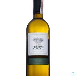 Вино Лє Рубіне Треббіано дАбруццо DOC біле сухе, Le Rubinie Trebbiano D'Abruzzo DOC 0,75 л.