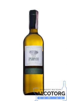 Вино Лє Рубіне Треббіано дАбруццо DOC біле сухе