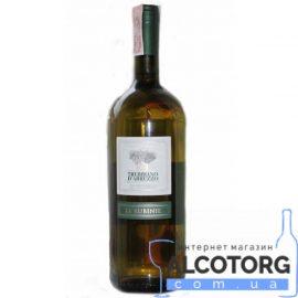 Вино Лє Рубіне Треббіано дАбруццо DOC біле сухе, Le Rubinie Trebbiano D'Abruzzo DOC 1,5 л.