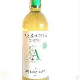 Вино Легенда Таврії Асканія сухе біле 0