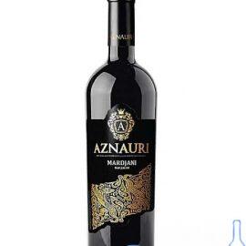 Вино Марджані Азнаурі червоне напівсолодке, Aznauri 0,75 л.