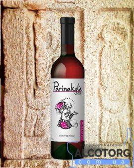 Вино Москато напівсолодке рожеве Паринакота, Parinakota 0,75 Л.