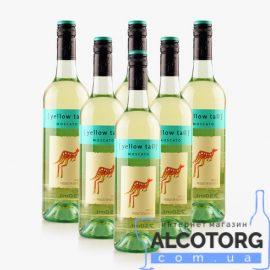 Вино Мускат Йєллоу Тейл біле напівсолодке, Moscato Yellow Tail 0,75 л.