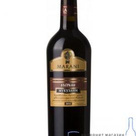 Вино Мукузані Марані червоне сухе, Marani 0,75 л.