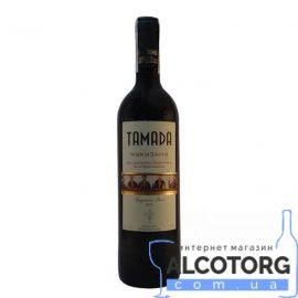 Вино Мукузані червоне сухе Тамада, Mukuzani Tamada 0,75 л.