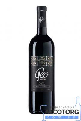 Вино Мукузані Джео червоне сухе, Geo Mukuzani 0,75 л.