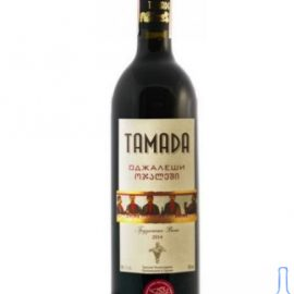Вино Оджалеші Тамада червоне напівсолодке, Odzhaleshi Tamada 0,75 л.