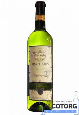 Вино Піно Грі Віче біле сухе