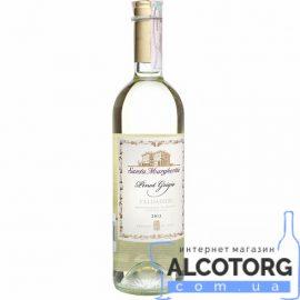 Вино Піно Гріджио Санта Маргаріта біле сухе, Pinot Grigio DOC Santa Margherita 0,75 л.
