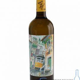 Вино Порта 6 біле сухе, Porta 6 0,75 л.