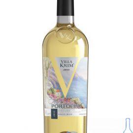 Вино Портофіно Вілла Крим біле напівсолодке