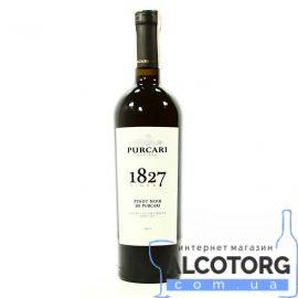 Вино Пуркарь Піно Нуар червоне сухе, Purcari Pinot Noir 0,75 л.