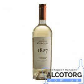 Вино Пуркарь Шардоне біле сухе, Purcari Chardonnay 0,75 л.