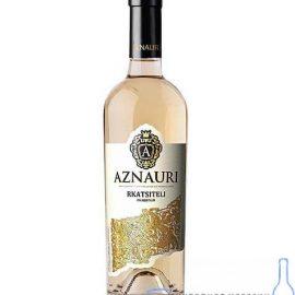 Вино Ркацителі Азнаурі біле сухе, Aznauri 0,75 л.
