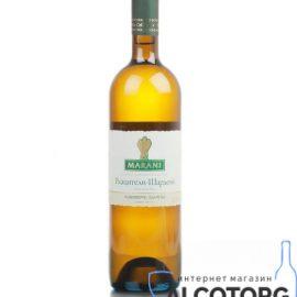 Вино Ркацителі Шардоне Марані біле сухе