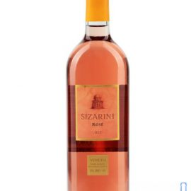 Вино Росато Зіцаріні рожеве сухе, Rosato Sizarini 0,75 л.